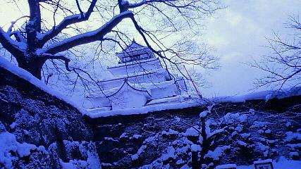 鶴ヶ城ひき2